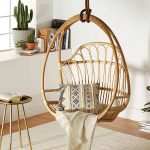 Hanging Egg Chair Loveseat For Luxury Outdoor Patios Rattan Wicker Hanging